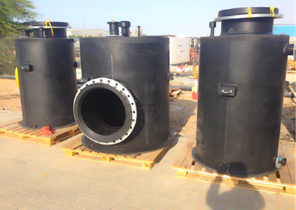 PE Tanks Supplier UAE