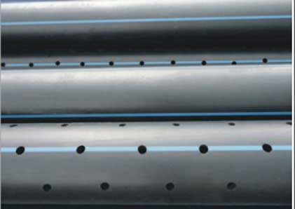 pe fabrication perforated-pipe-ugte