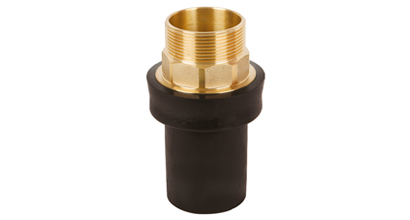 PE Metal Transition Adaptor Male Threaded