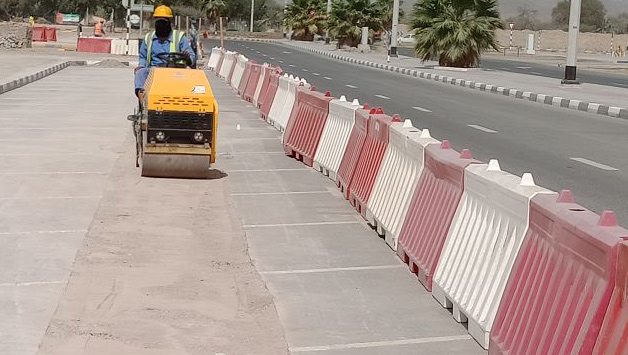 road barrier Supply UAE