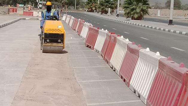 road barrier Supply UAE