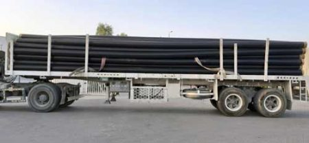 Supply and Installation of HDPE Pipeline 10.5km