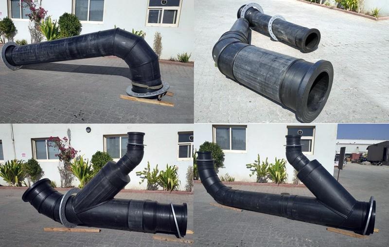 Fabrication of customised HDPE Spools