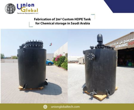 fabrication-of-HDPE-Chemical-Storage-Tank