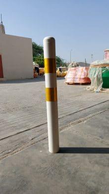 pe utility marker posts