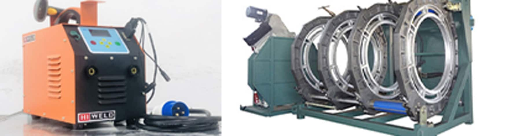 HDPE Welding Machines supply in UAE and Gulf Regions such as Saudi Arabia and Oman